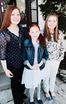 Sisters week sweeney girls picture