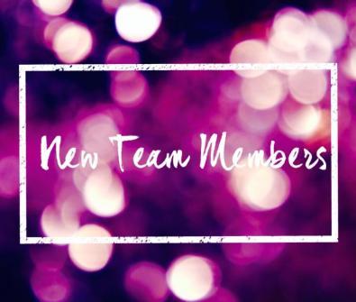 New Team Members